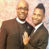 Gay Pastor Who Recently Married His Gay Lover Announces That His Partner Is Pregnant